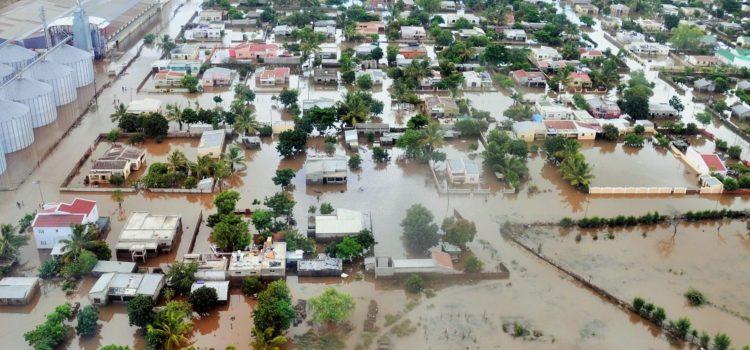 Inondations en Afrique