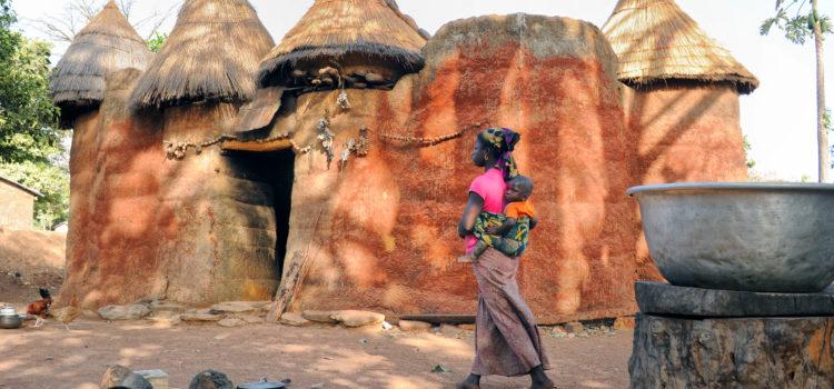 L'art d'habiter la terre sur la route des Tata