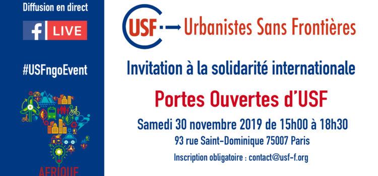 Portes Ouvertes d'USF 2019